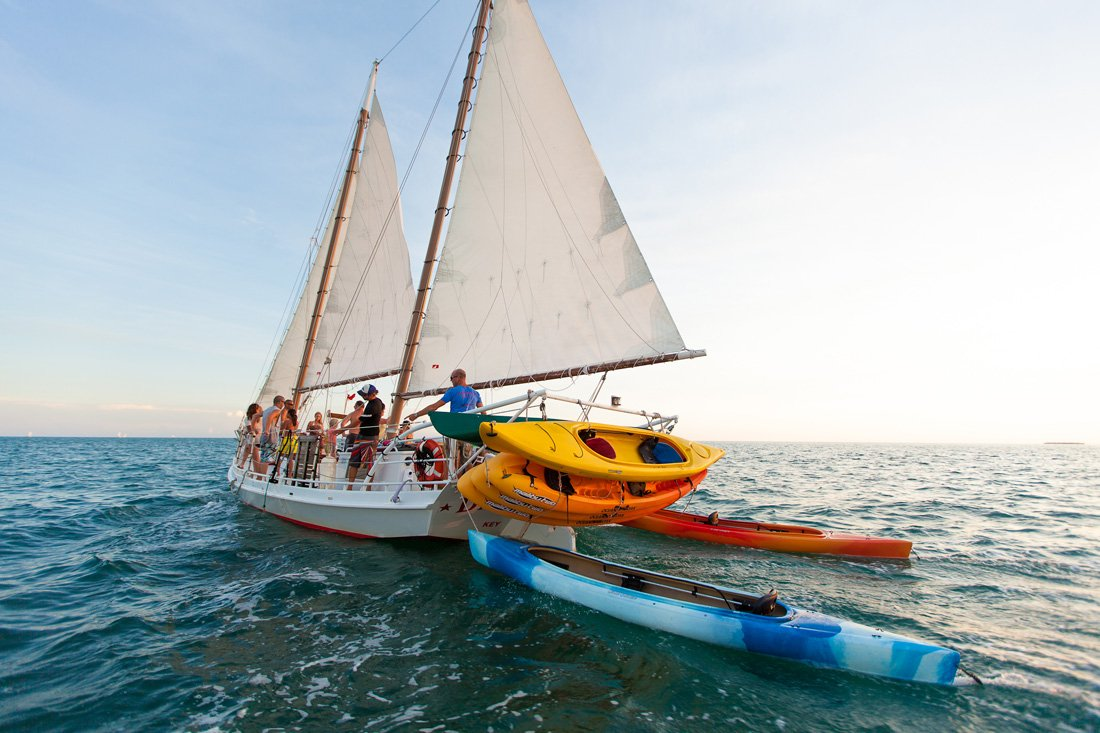 Key West Sailboat Tours